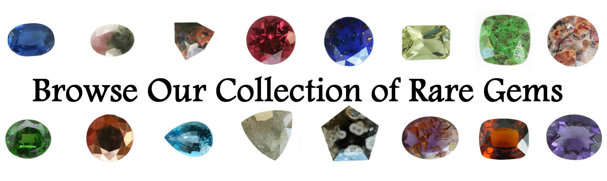 1001 Rare Gemstones | Rare Gemstones for Collectors and Gemologists